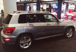 2014, mercedes, glk, new york auto show
