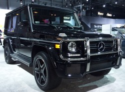 2014, mercedes, g wagen, new york auto show