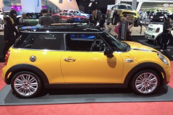 2014, mini, cooper, new york auto show