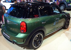 2014, mini, countryman, new york auto show