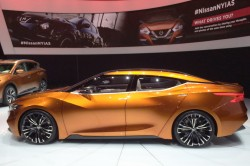 nissan, concept, new york auto show