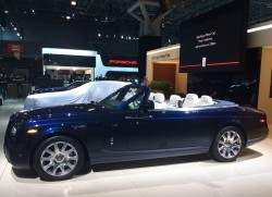 2014, rolls royce, phantom, new york auto show