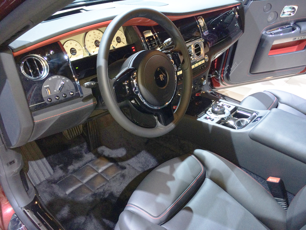 2015, rolls royce, ghost, new york auto show