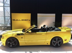 2014, saleen, new york auto show