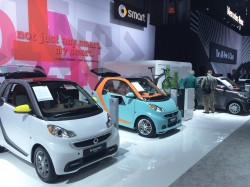 smart car, new york auto show