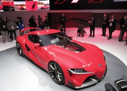 toyota, ft-1, new york auto show