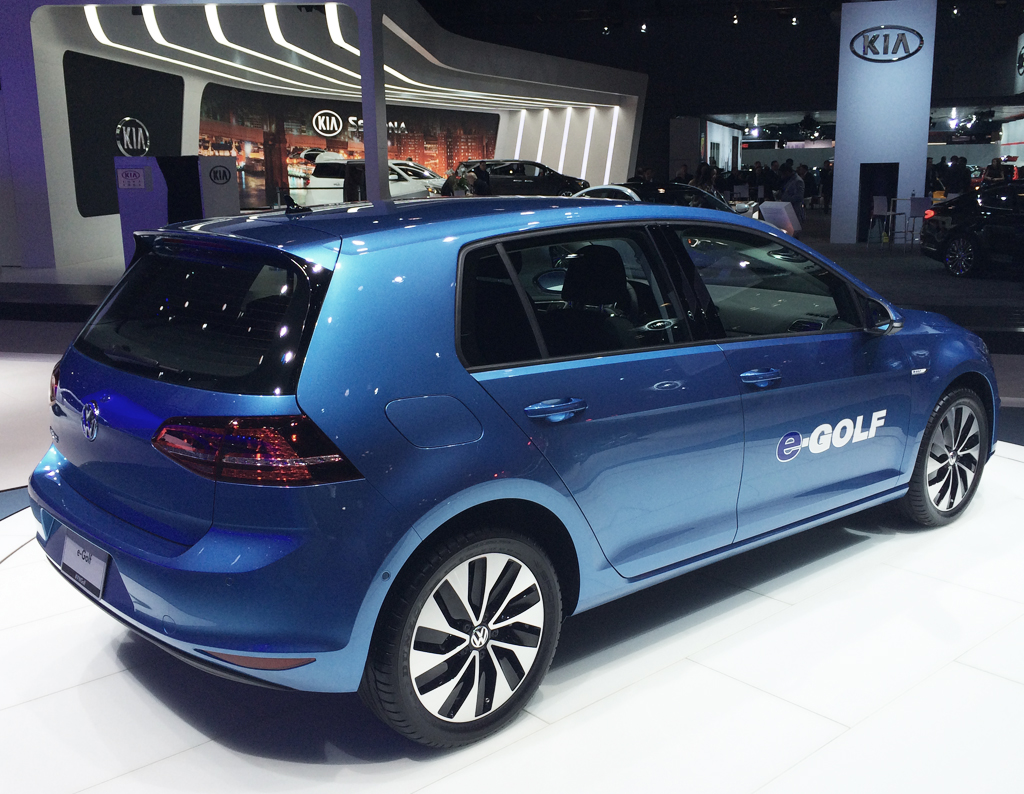 2014, volkswagen, golf, new york auto show