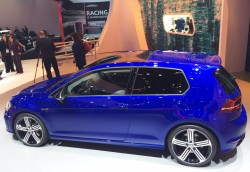 2015, volkswagen, golf, new york auto show
