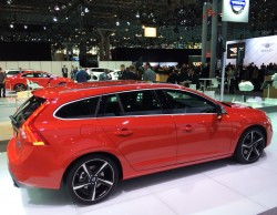 2014, volvo, v60, new york auto show