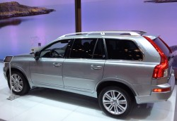 2014, volvo, xc90, new york auto show