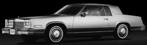 "The downsized 1979 Cadillac Eldorado assured Chrysler Imperial product planners that ""personal luxury coupes"" no longer needed to be extra-large sized."