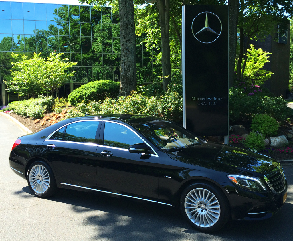 2015 mercedes s600 at the 2014 june jamboree in montvale for Mercedes benz montvale nj