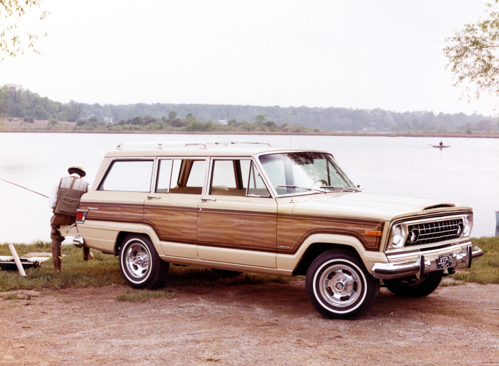1975 Jeep Wagoneer Classic Cars Today Online