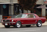 1964, ford, mustang