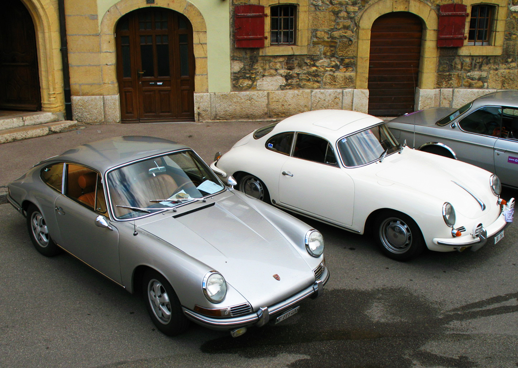 1965 Porsche 911 And 356 Classic Cars Today Online