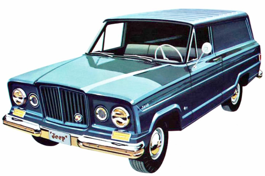 Jeep Wagoneer Panel Delivery