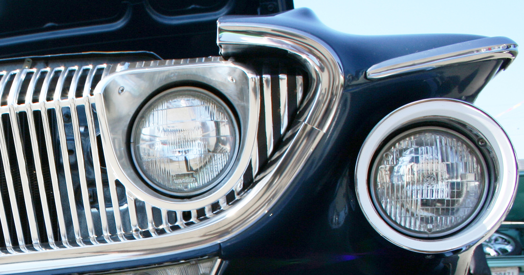 1962, dodge, dart, headlights, grille