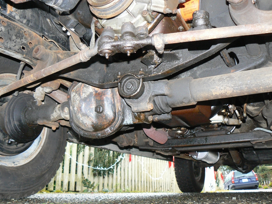 jeep wagoneer independent suspension