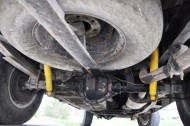 jeep wagoneer rear suspension