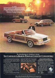 1983 chrysler town and country