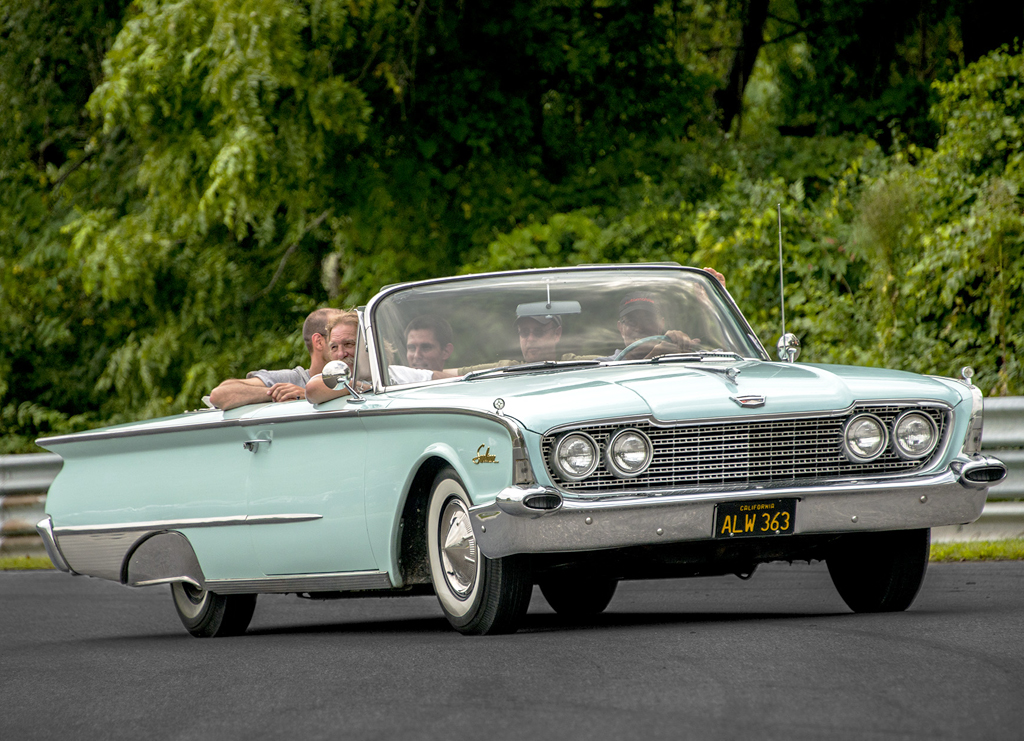 1960, Ford, Sunliner, convertible
