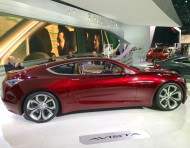 2016, ny, new york, auto show, buick, avista, coupe