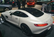2016, NY, new york, auto show, mercedes, amg, gt