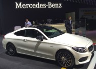 2016, NY, new york, auto show, mercedes, amg