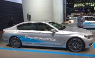 2016, new york, ny, auto show, bmw, 7 series
