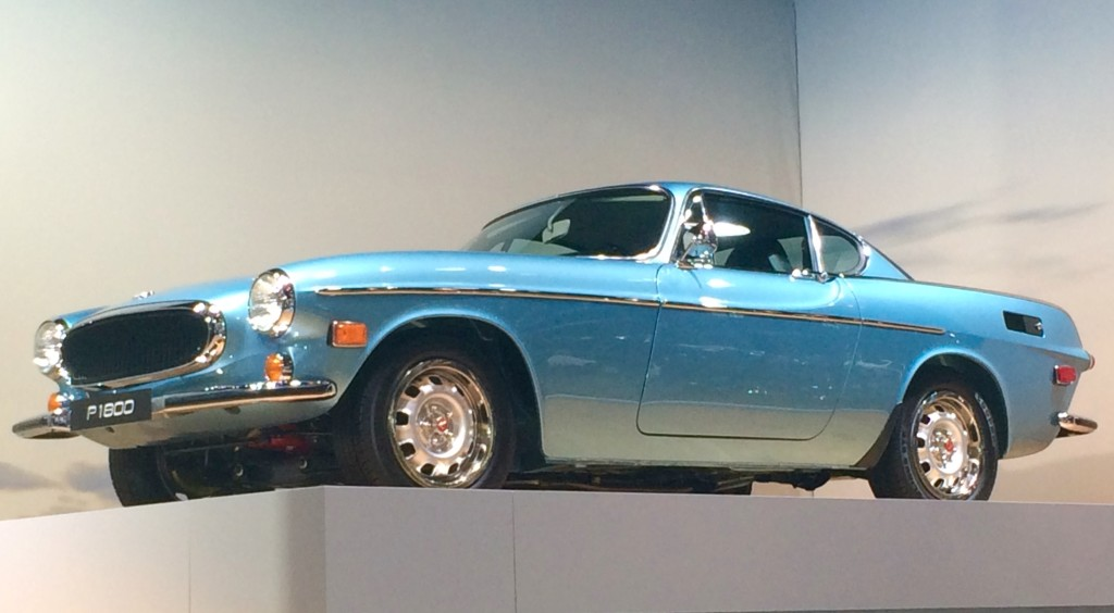 1970 Volvo P1800e Coupe Classic Cars Today Online