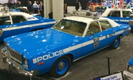 2016, ny, new york, auto show, 1977, plymouth, police car