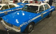 new york, ny, auto show, 1989, chevrolet, police car