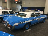 2016, ny, new york, auto show, 1977, police car