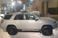 2016, ny, new york, auto show, toyota 4runner