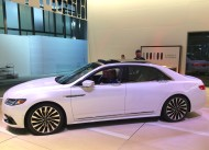 2016, ny, new york, auto show, lincoln, continental
