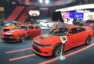 2016, ny, new york, auto show, dodge, charger, challenger