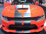 2016, ny, new york, auto show, dodge, charger, srt8