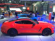 2016, ny, new york, auto show, ford, mustang