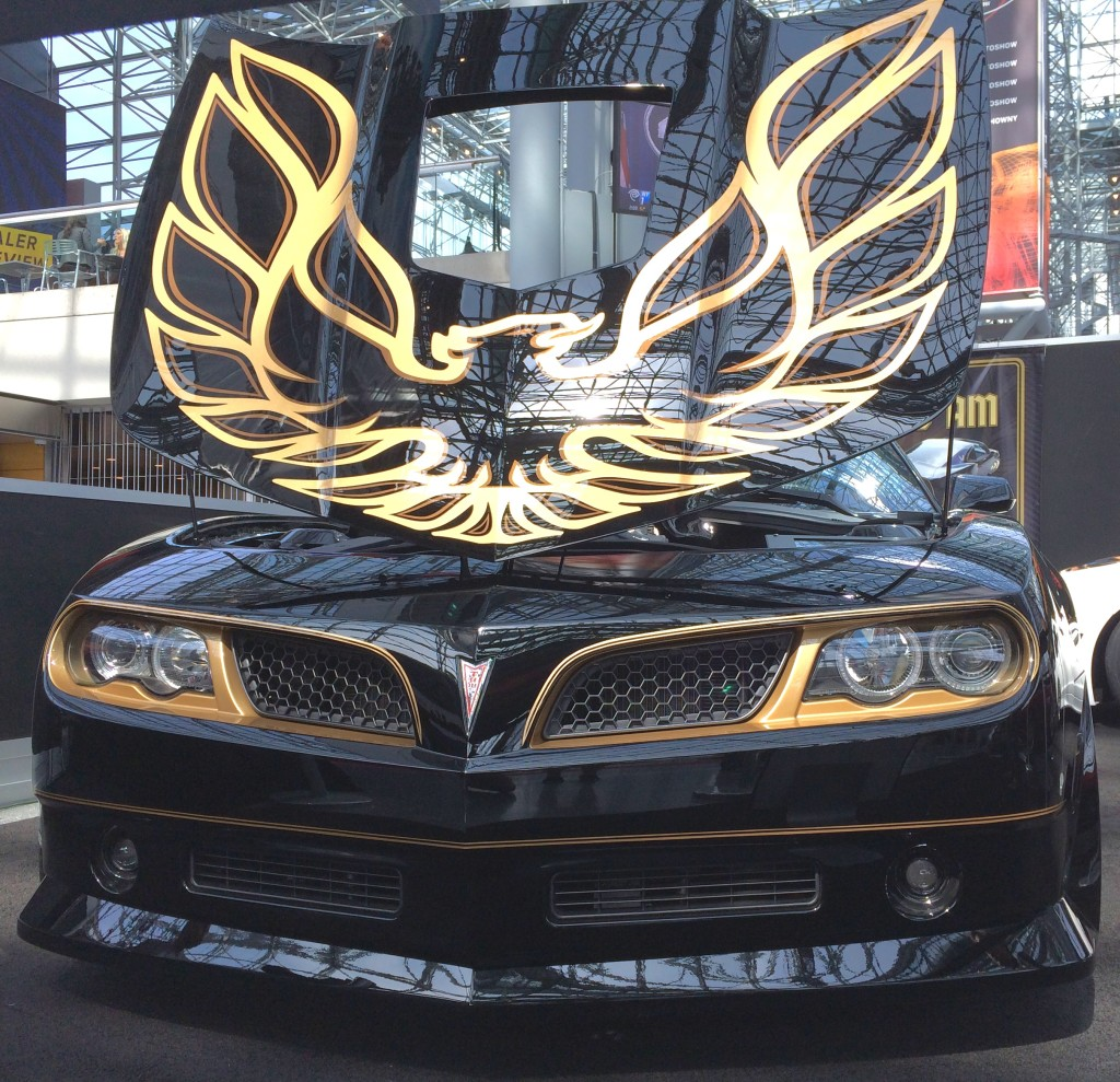 2016, ny, new york, auto show, trans am