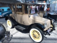2016, ny, new york, auto show, 1923 detroit electric