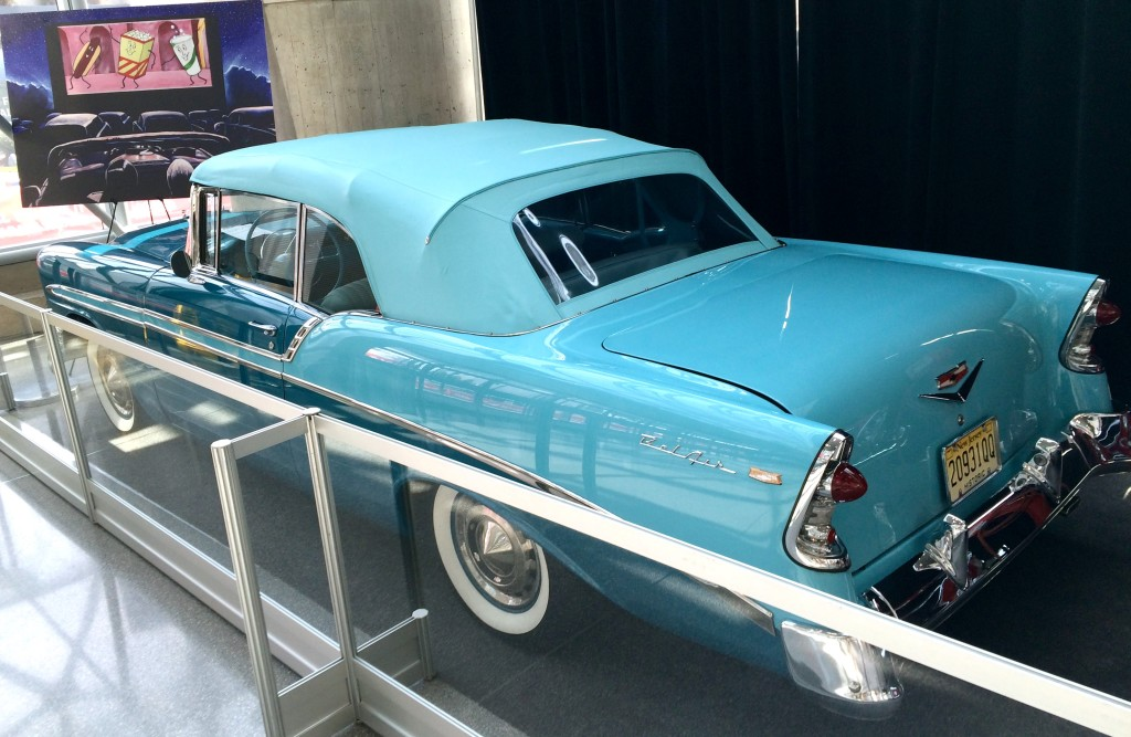 2016, ny, new york, auto show, 1956 chevrolet, bel air