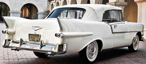 "The ""finalized"" 1956 El Morocco.  It's been reported that 20 were produced.  18 of those were convertibles."