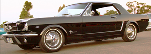 small 1964 Ford Mustang