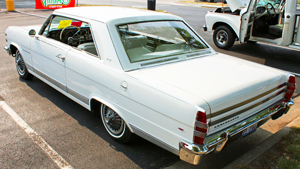small 1966 AMC Ambassador c