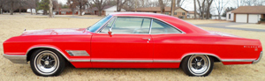 small 1966 Buick Wildcat coupe b