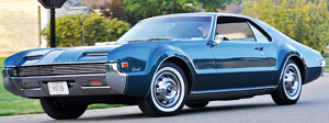 small 1966 Oldsmobile Toronado e