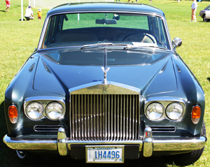 small 1966 Rolls Royce