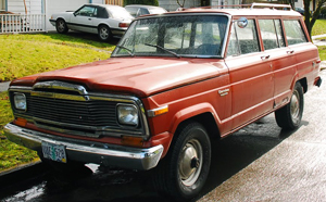 1979 Jeep Cherokee base 4-door