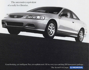 small 2004 Honda Accord coupe ad