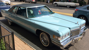 small 20a 1975 Cadillac Calais coupe
